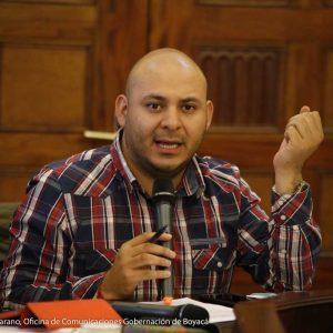 Fue elegido el nuevo director de Corpoboyacá para el periodo 2020-2023