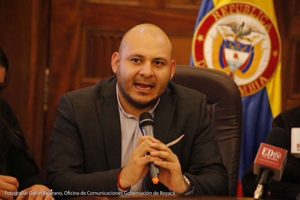 Foto Fue elegido el nuevo director de Corpoboyacá para el periodo 2020-2023