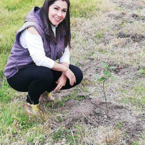 Visita de seguimiento siembra de material vegetal municipio de Belén
