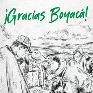 Gracias Boyacà