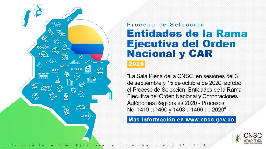 Foto Convocatoria Entidades de la Rama Ejecutiva del Orden Nacional y CAR
