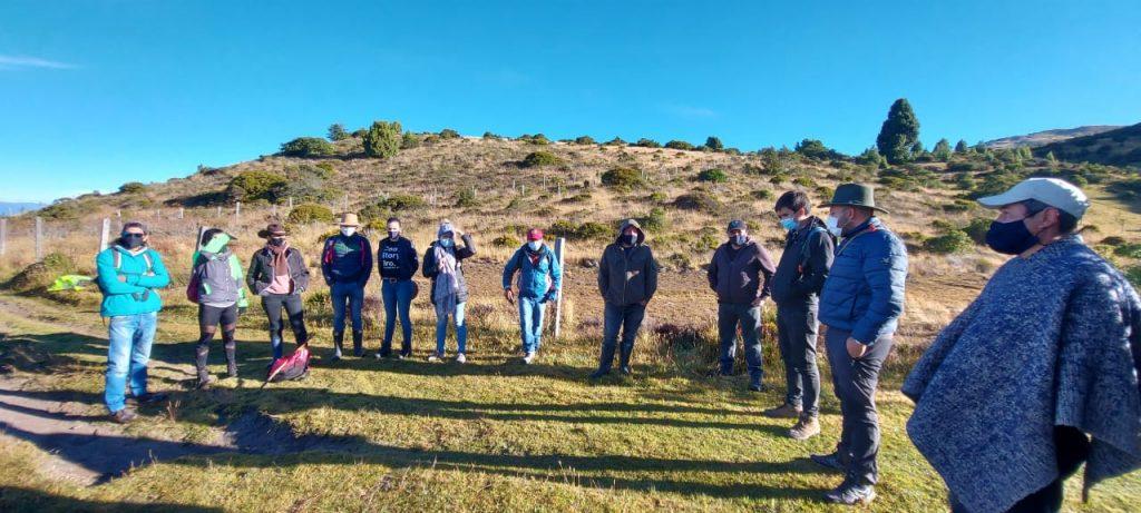 Foto Corpoboyacá hace apertura del Parque Natural Regional Siscunsí – Ocetá