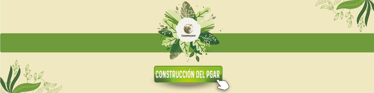 Foto Construcción del PGAR