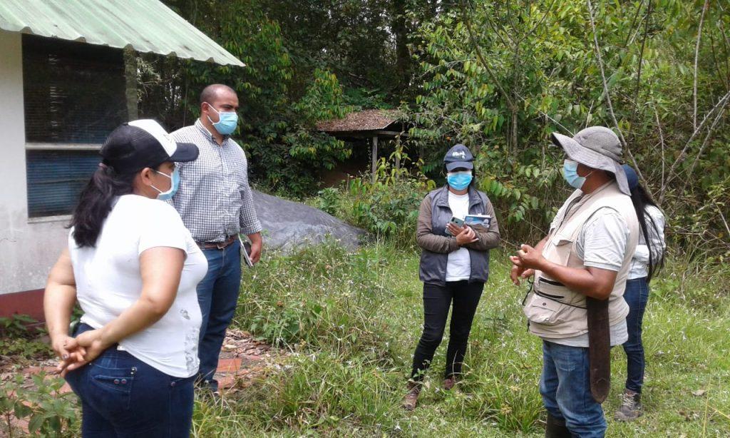 Foto Corpoboyacá trabaja con la comunidad en el Occidente de Boyacá