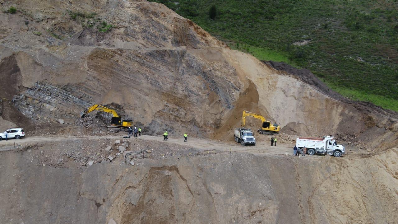 Foto Por afectación a los recursos naturales, Corpoboyacá cierra patios de carbón y cantera