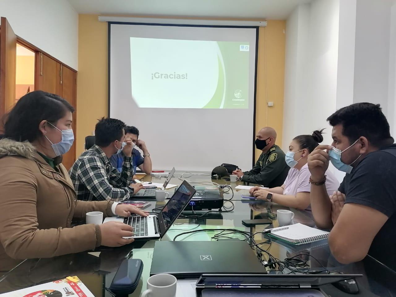 Foto La estrategia de Ecología Política se toma los municipios de la Jurisdicción