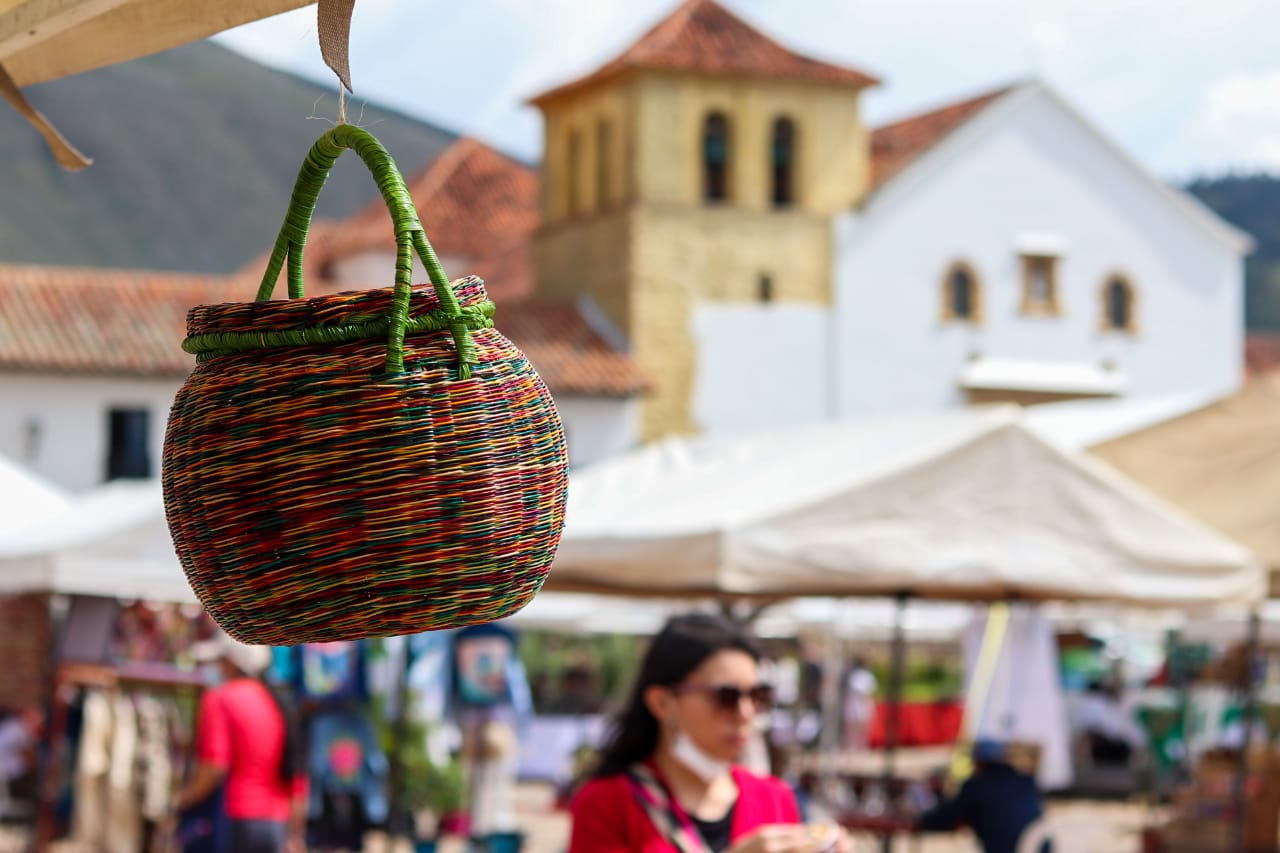 Foto ¡Todo un éxito la Feria de Negocios Verdes 2021 de Corpoboyacá!