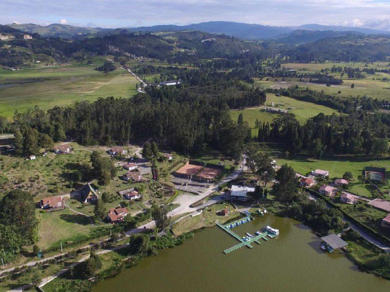 Foto DRMI Lago Sochagota